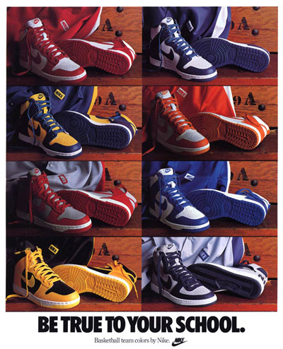 Nike Dunk Be True !